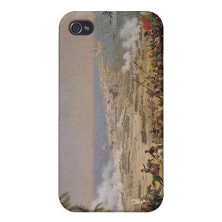 La batalla de Aboukir, el 25 de julio de 1799 iPhone 4/4S Carcasas