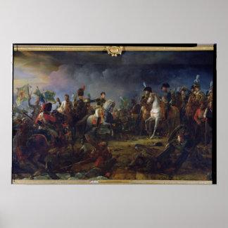 La batalla de Austerlitz Póster