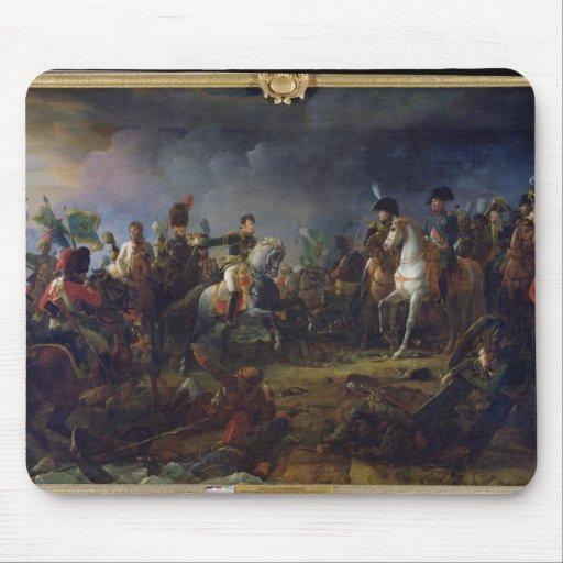 La batalla de Austerlitz Tapetes De Ratón