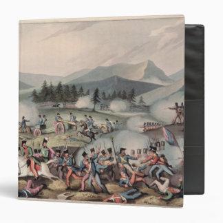 La batalla de Barrosa grabó al agua fuerte por I.