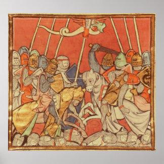 La batalla de Bedigran Poster