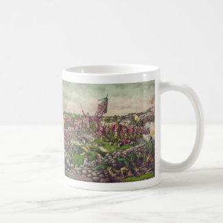 La batalla de Belmont en la guerra británica 1899  Tazas De Café