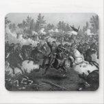 La batalla de Cedar Creek Tapetes De Ratones
