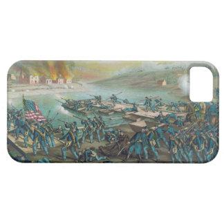 La batalla de Fredericksburg de Kurz y de Allison iPhone 5 Carcasas