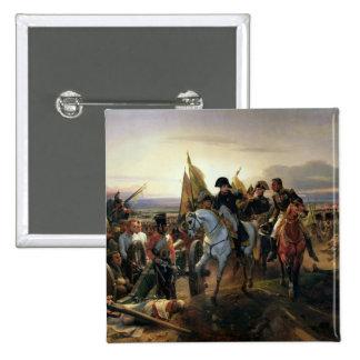 La batalla de Friedland, el 14 de junio de 1807 Pin Cuadrado