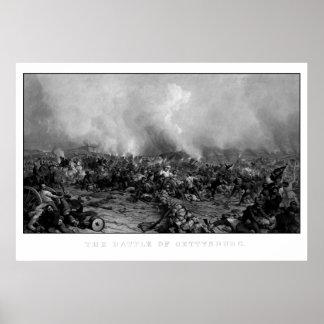 La batalla de Gettysburg Impresiones