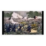 La batalla de Gettysburg, PA. 3 de julio D. 1863 Tarjetas De Visita