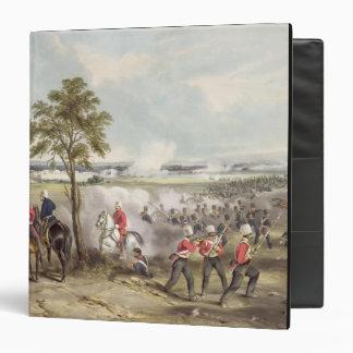 La batalla de Goojerat el 21 de febrero de 1849,