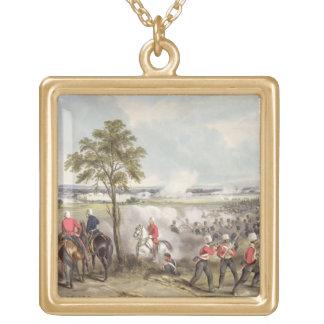 La batalla de Goojerat el 21 de febrero de 1849, e Collar