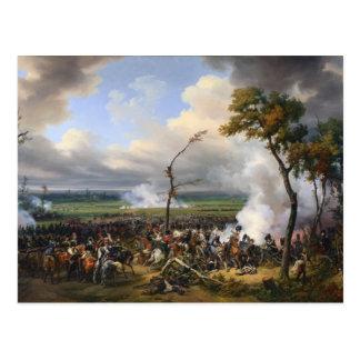 La batalla de Hanau de Horacio Vernet (1824) Postales