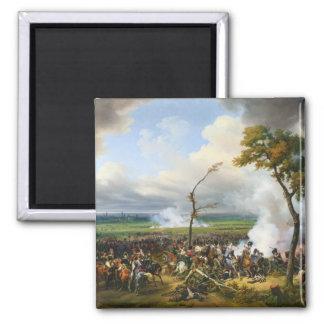 La batalla de Hanau de Horacio Vernet Imán Cuadrado