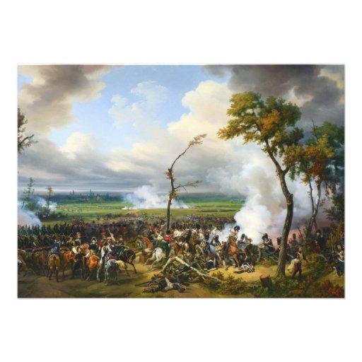 La batalla de Hanau de Horacio Vernet Anuncio Personalizado
