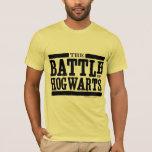 La batalla de Hogwarts Playera