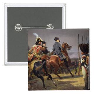 La batalla de Iena, el 14 de octubre de 1806, 1836 Pin Cuadrado