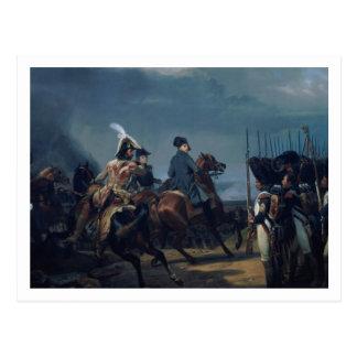La batalla de Iena el 14 de octubre de 1806 para Tarjetas Postales