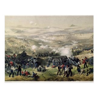 La batalla de Inkerman, el 5 de noviembre de 1854, Postales