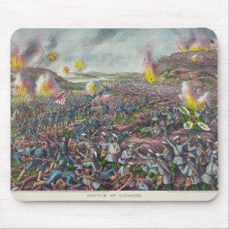 La batalla de la guerra japonesa 1904 de Liaojang  Tapete De Ratones