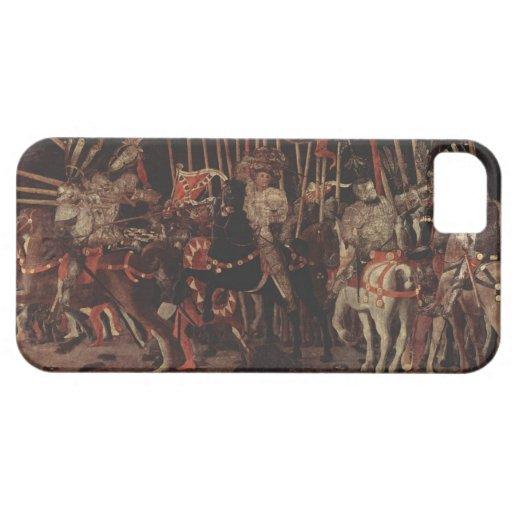 La batalla de la parte III del romano de San iPhone 5 Carcasa
