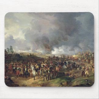 La batalla de las naciones de Leipzig, 1813 Tapete De Ratones