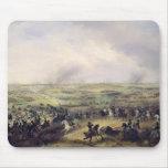 La batalla de Leipzig, 16-19 de octubre de 1813 Alfombrilla De Ratones