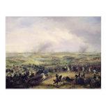 La batalla de Leipzig, 16-19 de octubre de 1813 Tarjetas Postales