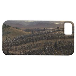 La batalla de los campos de Pelennor Funda Para iPhone 5 Barely There