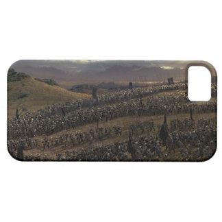 La batalla de los campos de Pelennor iPhone 5 Fundas