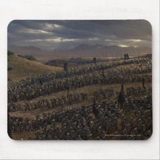 La batalla de los campos de Pelennor Alfombrilla De Ratón
