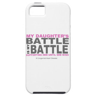 La batalla de mi hija funda para iPhone SE/5/5s