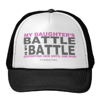 La batalla de mi hija gorra
