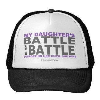 La batalla de mi hija gorras