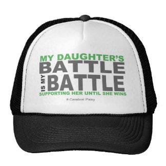 La batalla de mi hija gorro