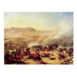 La batalla de Mont Thabor, el 16 de abril de 1799 Tarjetas Postales