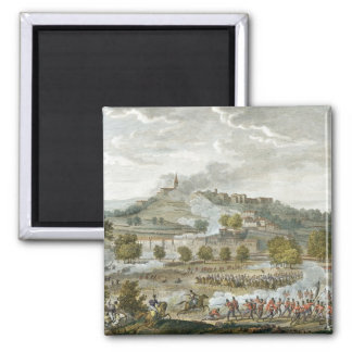 La batalla de Montebello y de Casteggio, 20 Prairi Imán Cuadrado