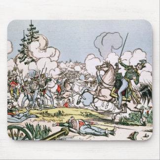 La batalla de Moscú, el 7 de septiembre de 1812 Alfombrilla De Ratón