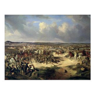 La batalla de París el 17 de marzo de 1814, 1834 Tarjeta Postal