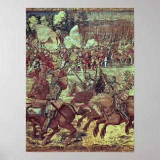 La batalla de Pavía, el 24 de febrero de 1525 Impresiones