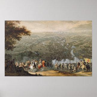 La batalla de Poltava 2 Póster