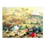 La batalla de Puebla, el 5 de mayo de 1862 Postales