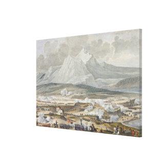 La batalla de Rivoli, 25 y 26 Nivose, año 5 (Ja Impresiones En Lona