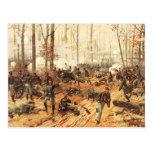 La batalla de Shiloh Postal