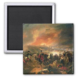 La batalla de Smolensk, el 17 de agosto de 1812, 1 Imán Cuadrado