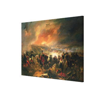 La batalla de Smolensk, el 17 de agosto de 1812, 1 Impresión En Lona