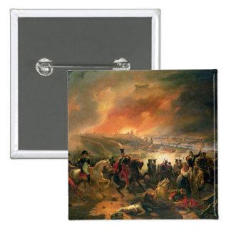 La batalla de Smolensk, el 17 de agosto de 1812, 1 Pin Cuadrado