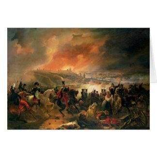 La batalla de Smolensk, el 17 de agosto de 1812, 1 Tarjeta De Felicitación