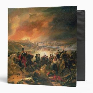 """La batalla de Smolensk, el 17 de agosto de 1812, Carpeta 1 1/2"""""""