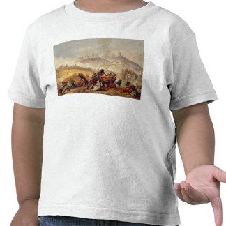 La batalla de Solferino Camiseta