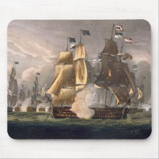 La batalla de St. Vincent del cabo, el 14 de febre Tapete De Raton