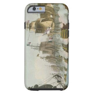 La batalla de Trafalgar, el 21 de octubre de 1805, Funda Para iPhone 6 Tough