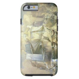 La batalla de Trafalgar, el principio del Acti Funda Para iPhone 6 Tough